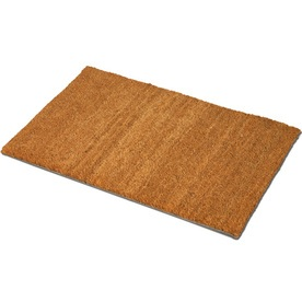 Manor Plain PVC Coir Doormat