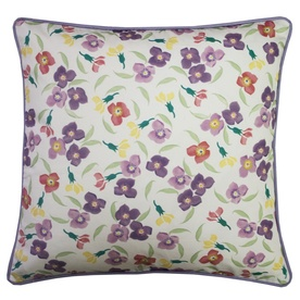Emma Bridgewater 2017 Wallflower Filled Cushion