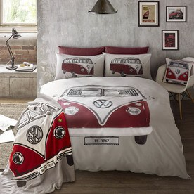 Volkswagen On Tour Bedding Set