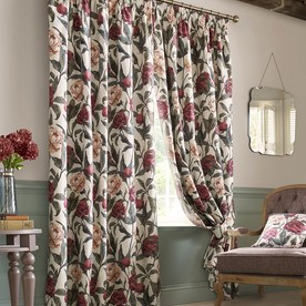 Joanne Ready Made Lined Curtains