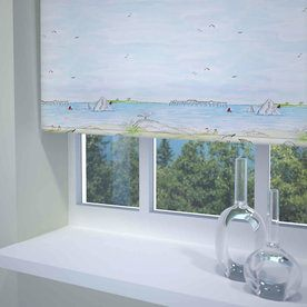 Sea View Ready Made Daylight Roller Blind