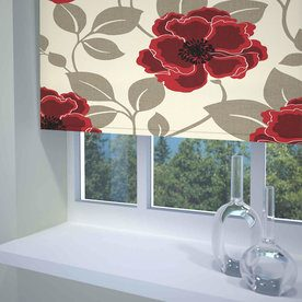 Papavero Ready Made Blackout Roller Blind
