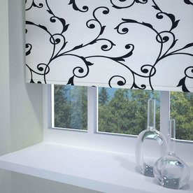 Virginia Ready Made Blackout Roller Blind