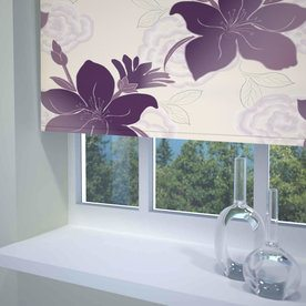 Lily Ready Made Blackout Roller Blind