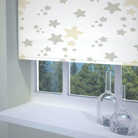 Twinkle Twinkle Ready Made Blackout Roller Blind