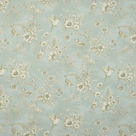 Finch Toile Curtain Fabric