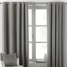 Atlantic Ready Made Lined Eyelet Curtains