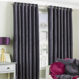 Wellesley Ready Made Lined Eyelet Curtains