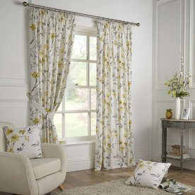 Odelia Fully Lined Ready Made Curtains