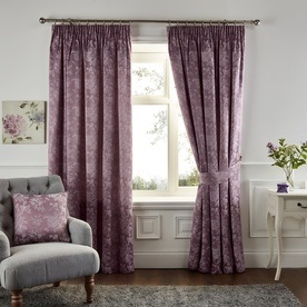 Ilsa Fully Lined Ready Made Curtains