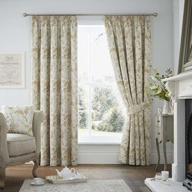 Berrington Luxury Ready Made Fully Lined Curtains