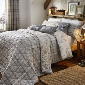 Ludlow Check Bedding Set