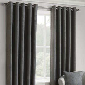 Versailles Ready Made Lined Eyelet Curtains