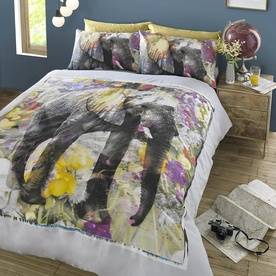 Hashtag - Elephant Dream Bedding Set
