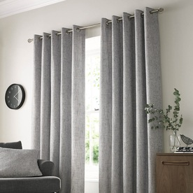 Academy Ready Made Lined Eyelet Curtains