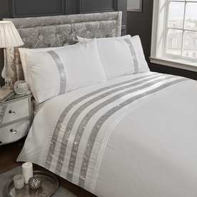 Carly Embellished Bedding Set