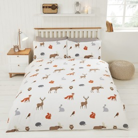 Country Animals Bedding Set