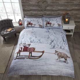 Huskies Bedding Set