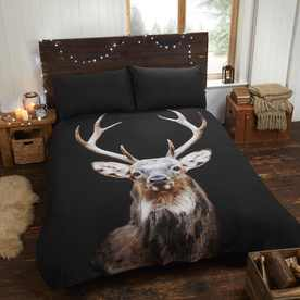 Caledonian Stag Bedding Set