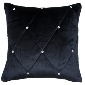 Diamante Filled Cushion