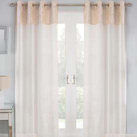 Liberty Ready Made Eyelet Voile Panel
