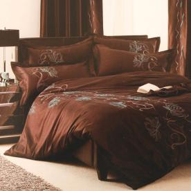 Lorna Embroidered Duvet Cover