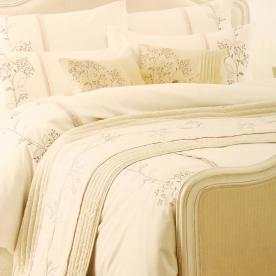Jamelia Embroidered Duvet Cover