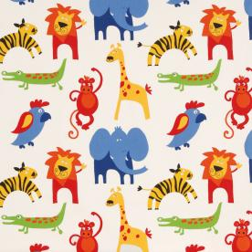 Roar Curtain Fabric