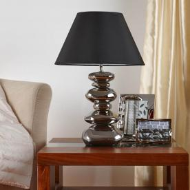Scoria Table Lamp