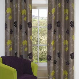 Casablanca Ready Made Eyelet Curtains