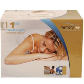 "1"" Memory Foam Mattress Topper"