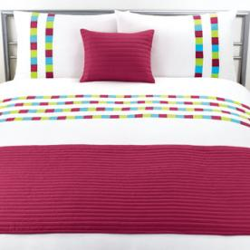 Boogie Embroidered Duvet Cover
