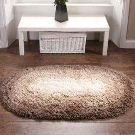 Shadow Oval Rug