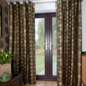 Jasper Ready Made Eyelet Curtains