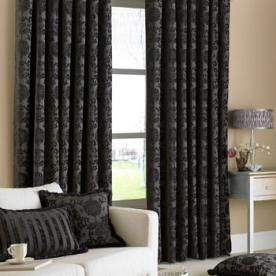 Hanover Ready Made Eyelet Curtains