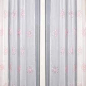 Starburst Voile Curtain Panel