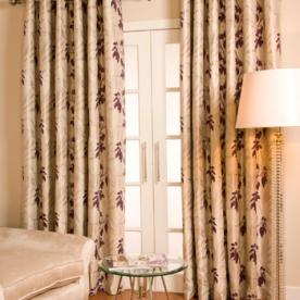 Glamour Ready Made Eyelet Curtains