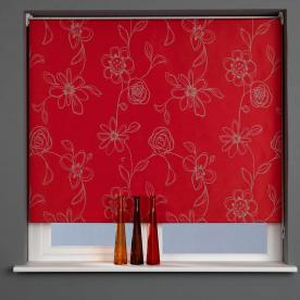 Accents Clematis Roller Blind