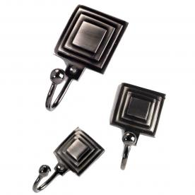 Ziggurat Hooks Medium (pair)