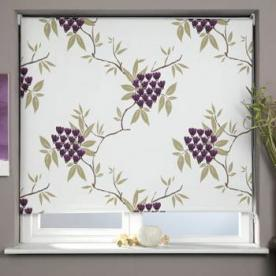 Violetta Blackout Roller Blind
