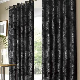 Vegas Ready Made Eyelet Curtains